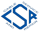 Cable Service and Repair Logo