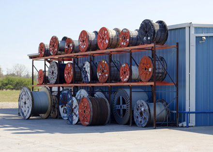 Wireline Drums and Cable Service