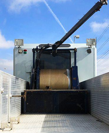 CSR Wireline Service Truck